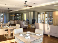 11. Indoor Dining area
