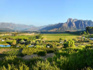 6. View over the winelands